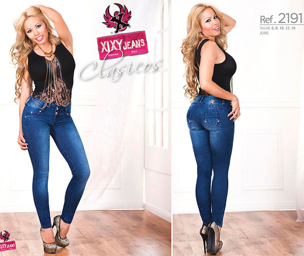 Xixy Jeans Fabrica De Jeans Colombianos Medellin Itagui